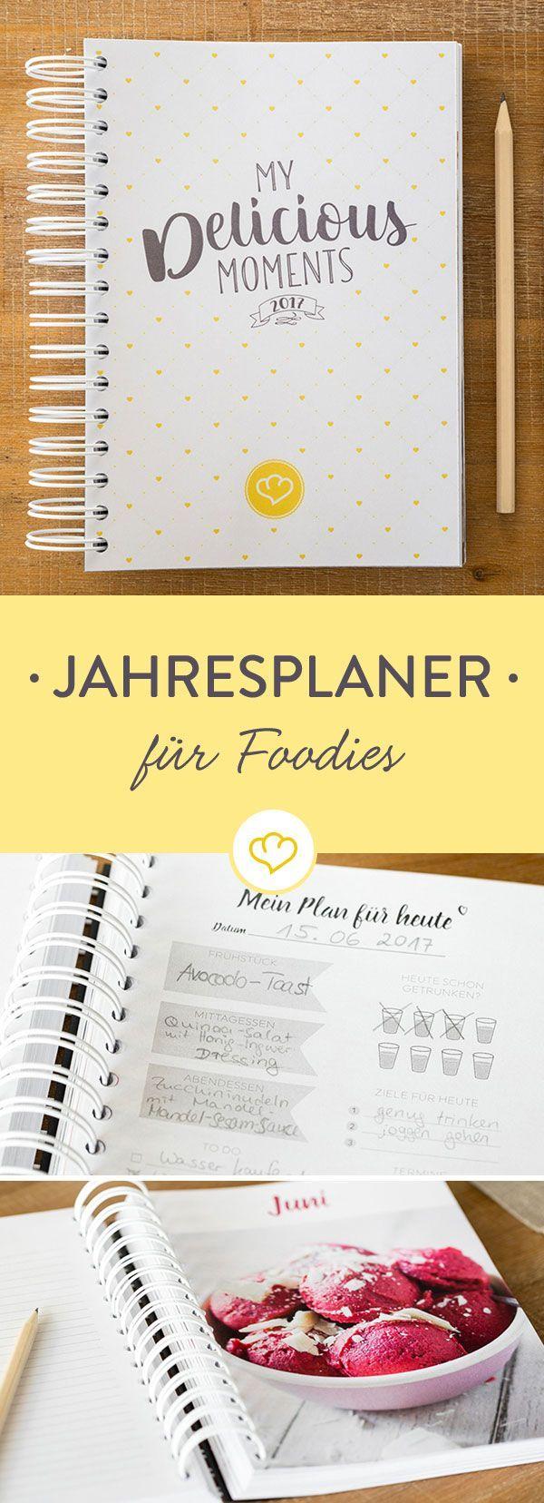 Plan deine Mahlzeiten mit dem integrierten Meal Planner!