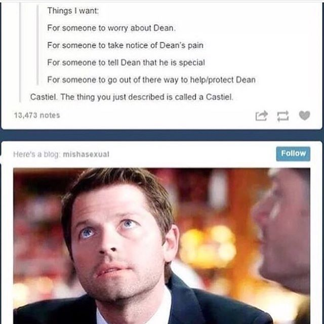 I've been finding so much amazing Destiel fanfiction lately and I'm really happy about it