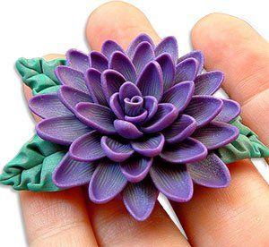 Polymer Clay, masa flexible
