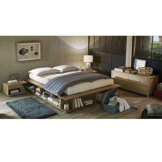 Les 25 meilleures id es concernant lit relevable sur pinterest lit modulabl - Lit escamotable la redoute ...