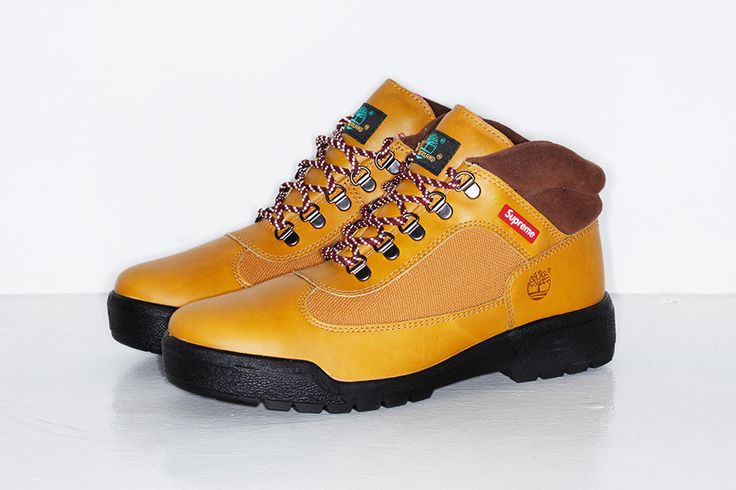 Supreme x Timberland Field Boot