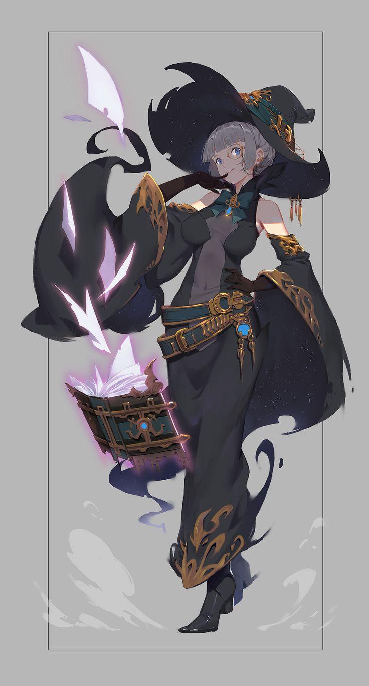Rabbadon witch.