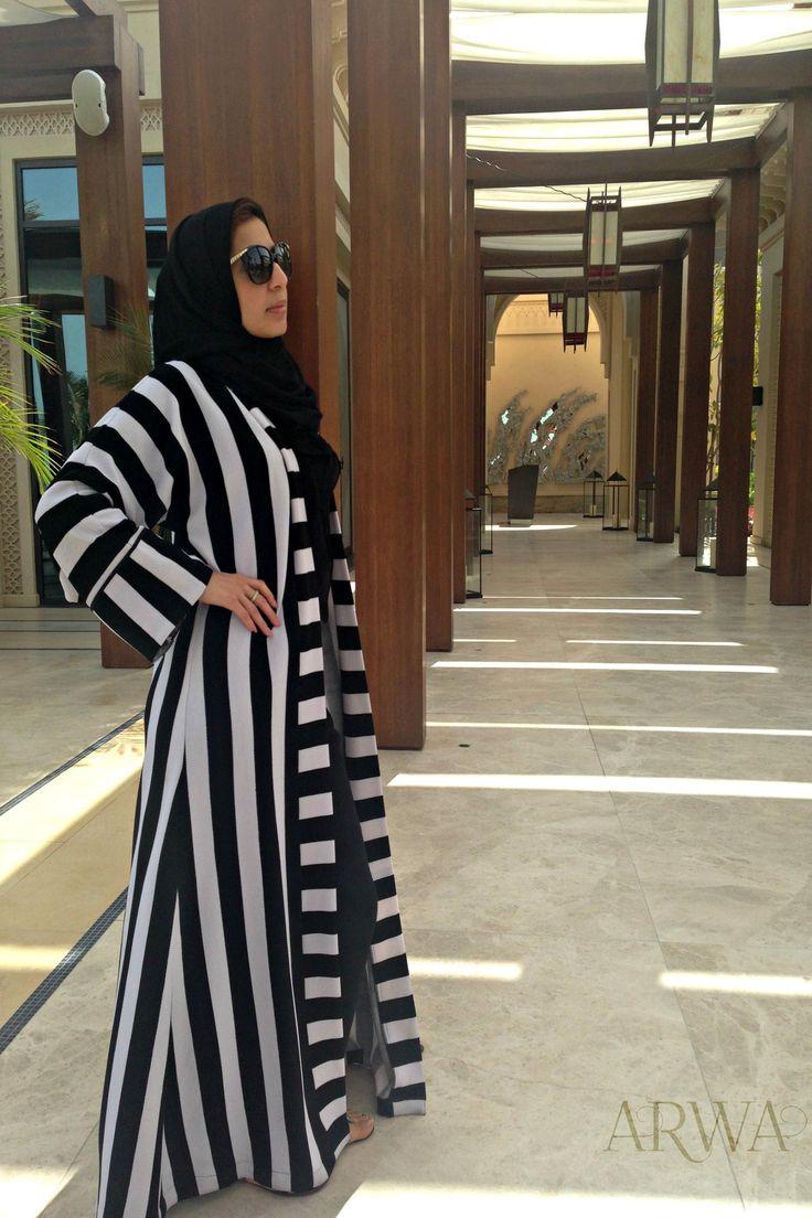 Black & White Stripes | ARWA
