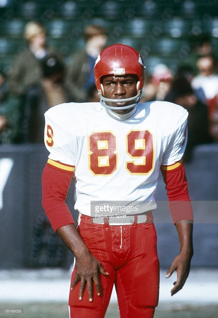 Wide Receiver Otis Taylor #89 of the Kansas City Chiefs                                                                                                                                                                                 More