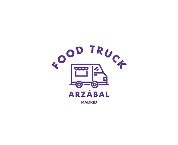 Arzábal Food Truck Branding & Website on Behance