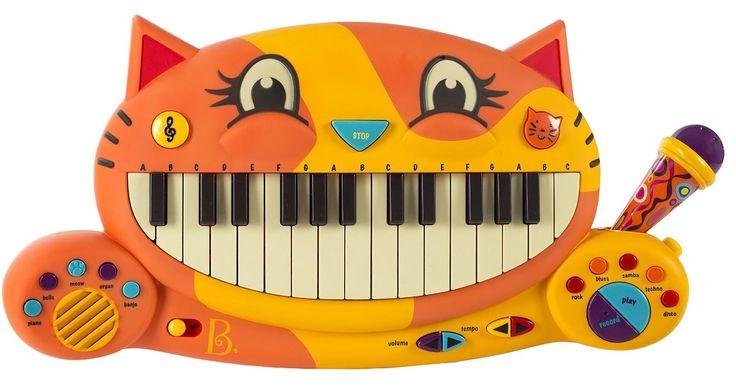 Cena: 189.00zł. Eksresowa wysyłka od ręki. PIANINKO KOTEK - MEOWSIC kanadyjskiej marki zabawka... więcej na www.Tublu.pl #tublu #tublu_pl #zabawka #zabawki #dla #dzieci #toy #for #kid #btoys #piano #pianinko
