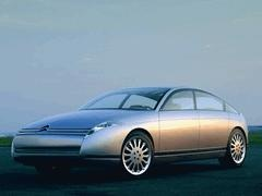 Citroen C6 Lignage konsepti (1999) | Ulugöl Otomotiv Citroen sayfası: www.ulugol.com.tr/citroen.aspx