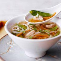 Soy Ginger Soup