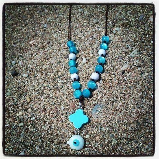 turquoise cross τουρκουαζ σταυρος