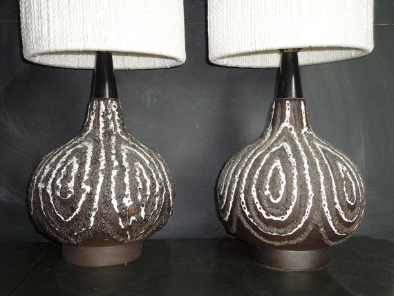 Pair of Large Vintage Maurice Chalvignac - one day I'll find these.