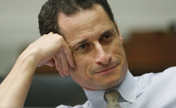 Gov. Cuomo: 'Shame on us' if we elect Weiner  .....Then-House Judiciary Committee member Rep. Anthony Weiner, D-N.Y., listens to testimony during a hearing on legal issues relating to football head injuries on Capitol Hill in Washington, Wednesday, Oct. 28, 2009. (AP Photo/Charles Dharapak)