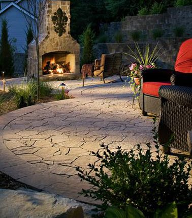 Design Your Hardscape with Visual Interest | Lifescape