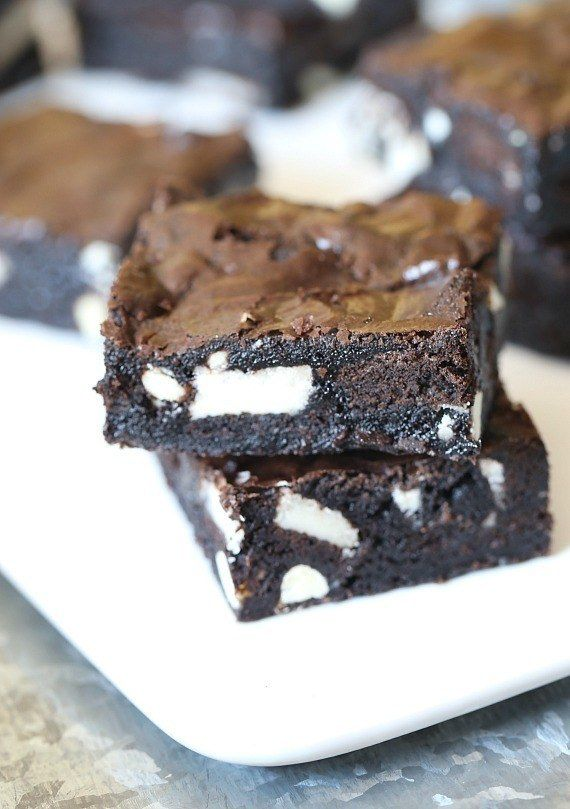 Bombshell Oreo Brownies | Community Post: 28 Gooey Brownies That'll Change Your Life Forever