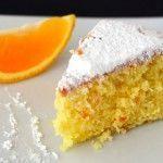 Como hacer una Torta de Naranja Sin Gluten en 5 minutos