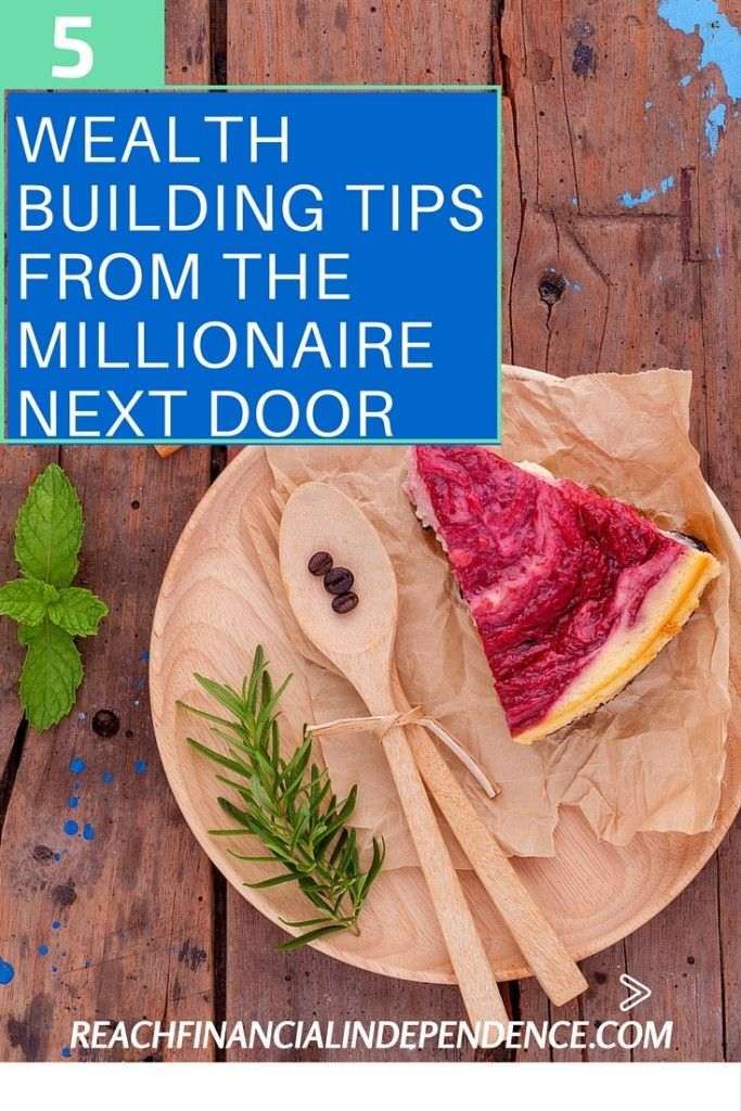 the millionaire next door essay A review of slumdog millionaire film studies essay  disclaimer: this essay has  the biggest shock was that there are very rich people living right next door.