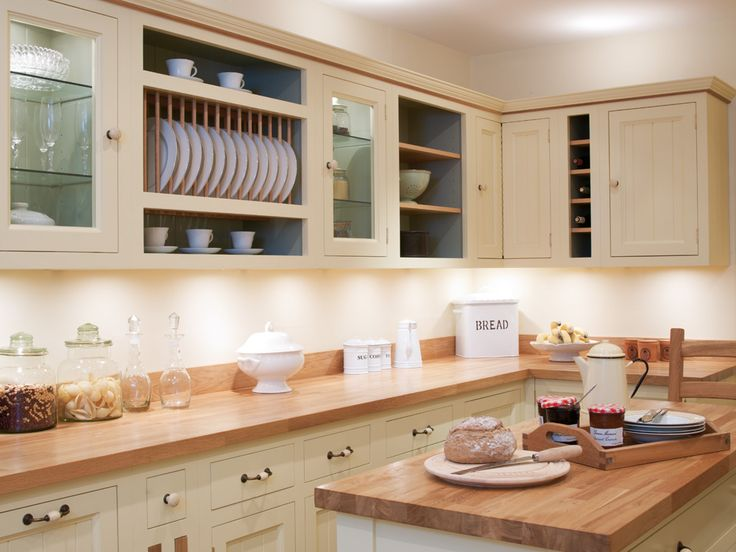 Grooved Shaker Kitchen 2