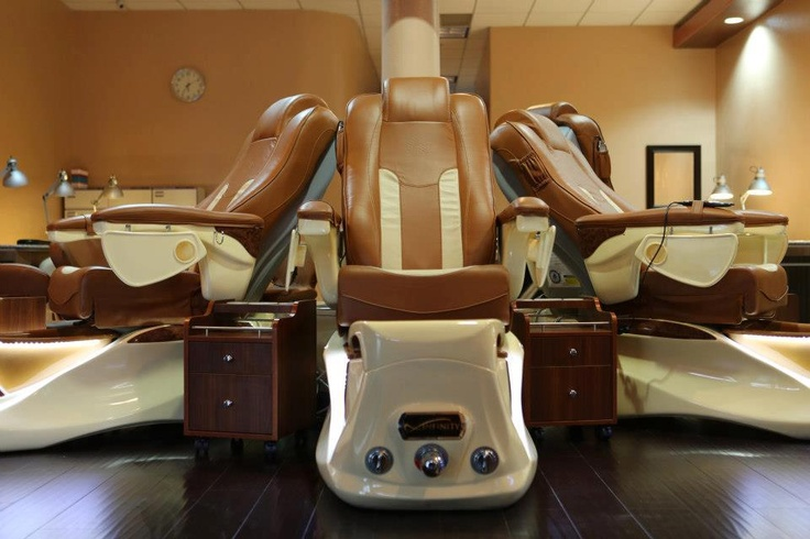 Pedicure Chair Ideas explore nail salon furniture pedicure chair and more Lexor Infinity Pedicure Spa Chair In Cappuccino And Champagne They Have An Led Basin Accent To Set The Mood Pedicure Chairs Salon Ideas Pinterest