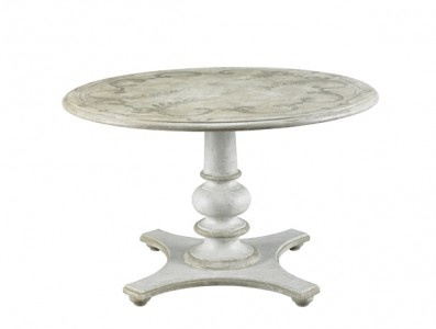 MH10329 Avignon Center Table For Mr. And Mrs. Howard For Sherrill Furniture