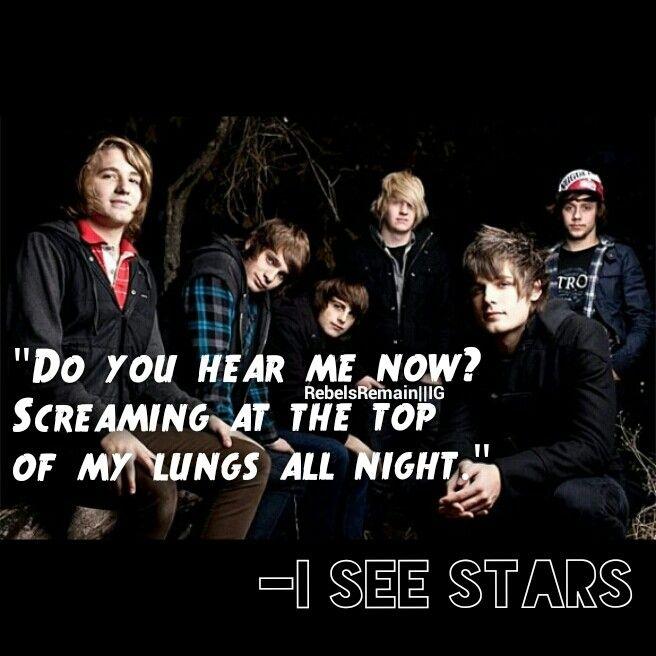 I See Stars Murder Mitten