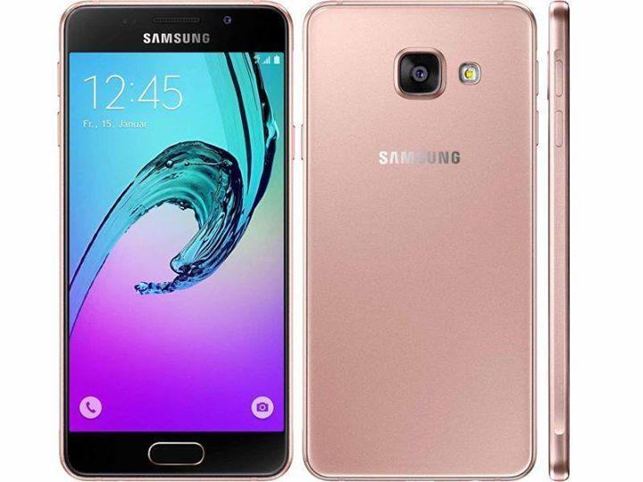 HOY  $919.858  Antes:  $1.647.900  (-44%)  en Celular #Samsung Galaxy A5 DS Rosa. Envío Nacional #Colombia. http://www.exito.com/products/0002387715638580/CelularSamsungGalaxyA5DsPinkGold?nocity