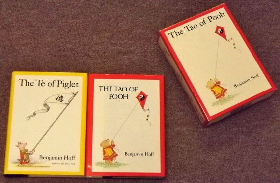 the art of happiness in the tao of pooh by benjamin hoff Benjamin hoff is the author of the tao of pooh and the te of piglet, both of which explain the chinese philosophy of taoism through the characters created by aa milne, and the singing creek where the willows grow, his biography of fellow oregon author and charismatic nature teacher opal whiteley all three books were book-of-the-month club.