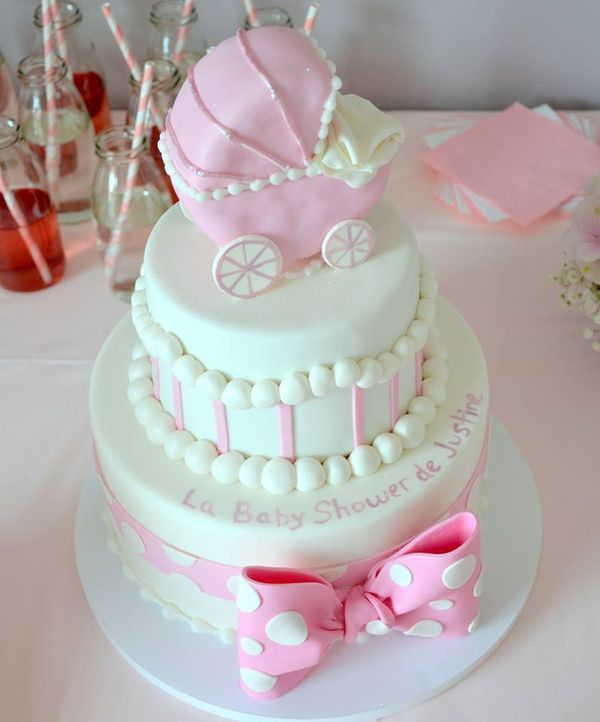 17 meilleures id es propos de cupcake pour b b sur - Deco baby shower fille ...