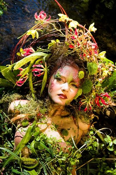 She could be Titania, queen of Shakespearean fairies, or the dangerous mother of all angry wood nymphs, or the personification of Gaia herself. She's an epic and glorious tangle, a messy mythic mashup.   @The Denver Post