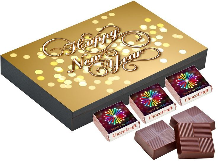 Gifts for new year | Chocolate gifts