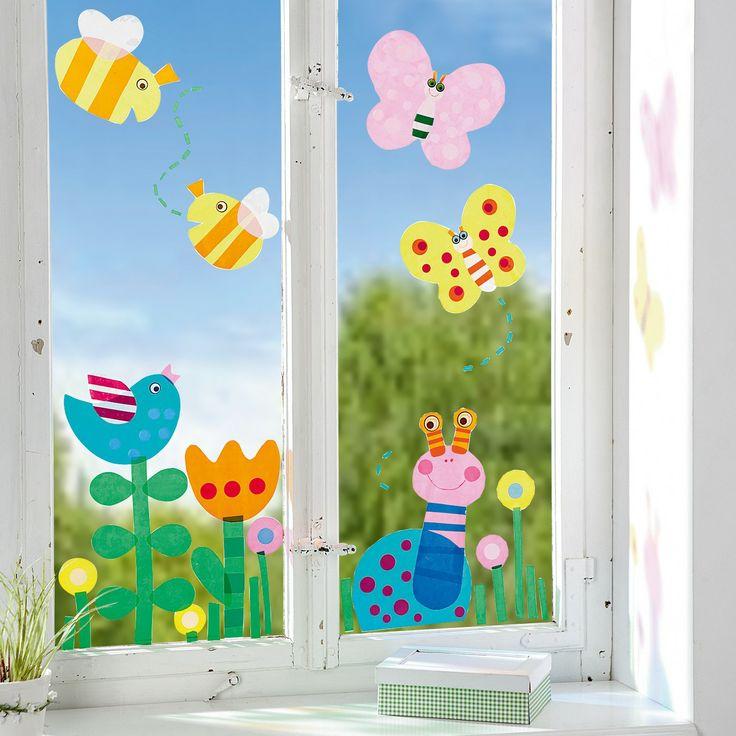 Fensterbilder Frühling JAKO-O online bestellen ♥ JAKO-O