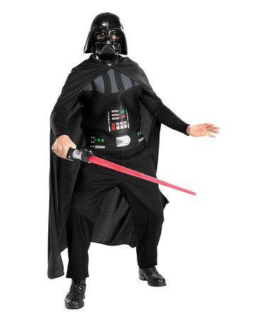 Loving this Darth Vader Costume Costume Set - Adult on #zulily! #zulilyfinds