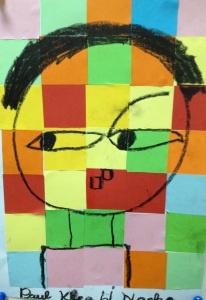 Paul Klee y los mosaicos de color
