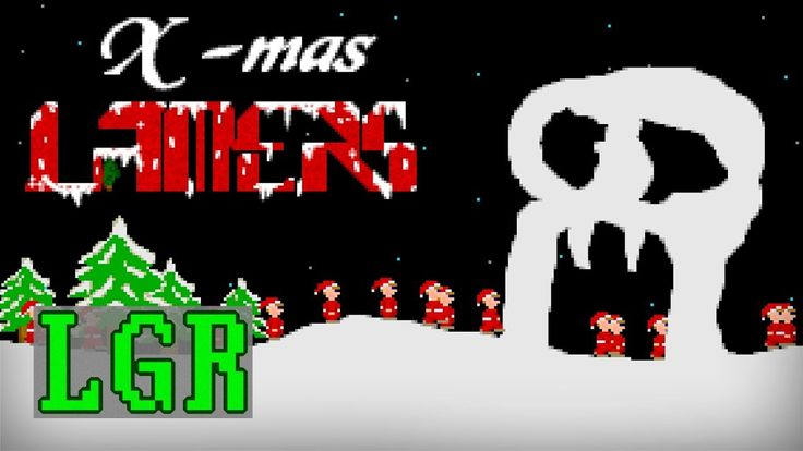 LGR - Xmas Lamers - DOS PC Game Review Holiday Lemmings was already a thing back in 1992, but X-mas Lamers? Ugh. It's time for Christmas Lazy Game Reviews, so let's take a look at this thing that existed for MS-DOS PCs!  ● Consider supporting LGR on Patreon: https://www.patreon.com/LazyGameReviews  ● Social links: https://twitter.com/lazygamereviews https://www.facebook.com/LazyGameReviews