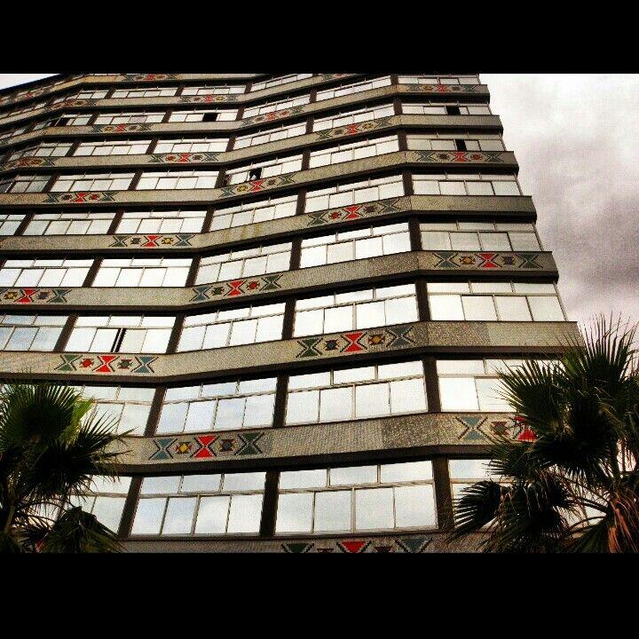 Zulu influence seaside apartment