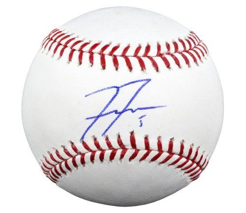 Freddie Freeman Autographed Baseball - PSA/DNA Certified - Autographed Baseballs by Sports Memorabilia. $84.99. Freddie Freeman Autographed Baseball - PSA/DNA. We know that collectors value quality, and all of our pieces are high caliber. Sports memorabilia collectors love stats, and Freeman's can't be beat. Guaranteed signature quality. Every one of these great looking pieces is certified by Sportsmemorabilia s numbered hologram. Value will likely increase with ...