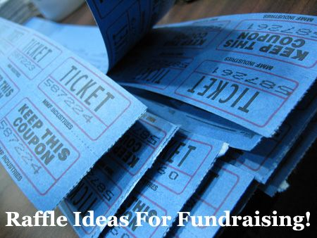 Some cool and creative raffle ideas to add fun to your #fundraising this year! (Photo by Alyson Hurt / Flickr)