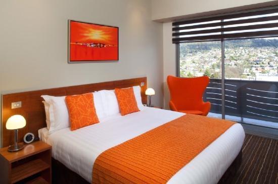 Guest Room Hotel Charles Launceston Tasmania #Australia