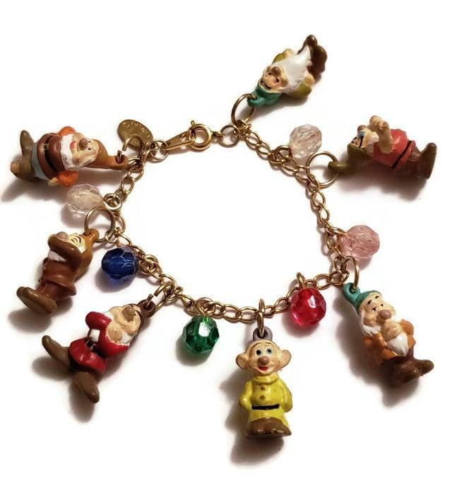 Stack Bracelet NEW SNOW WHITE Bead Bracelet Beaded Bracelet Personalized Bracelet Name Bracelet
