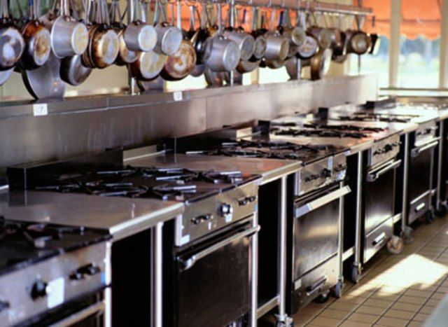 Restaurant Kitchen Photos restaurant kitchen equipment - home design