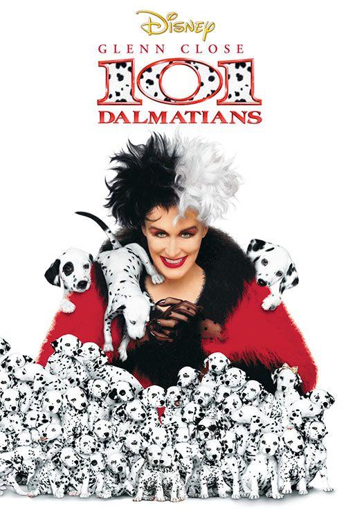 101 Dalmatians 1996 101 Dalmatians Movie 101 Dalmatians Every Disney Movie