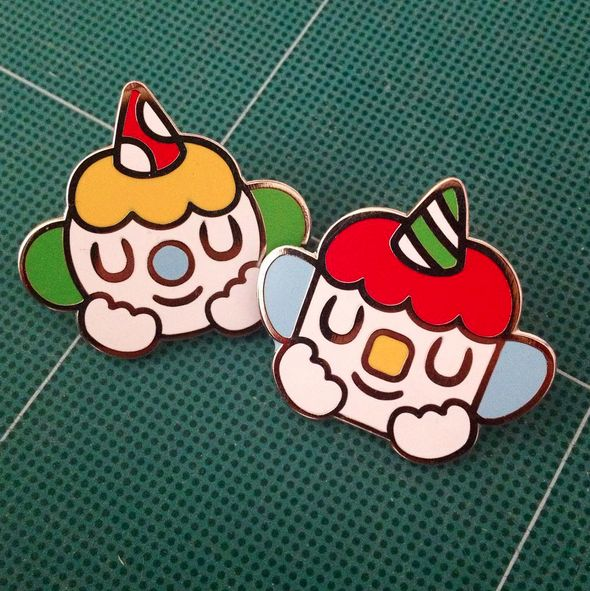 <3 You&Me pins, pins for always be together! <3