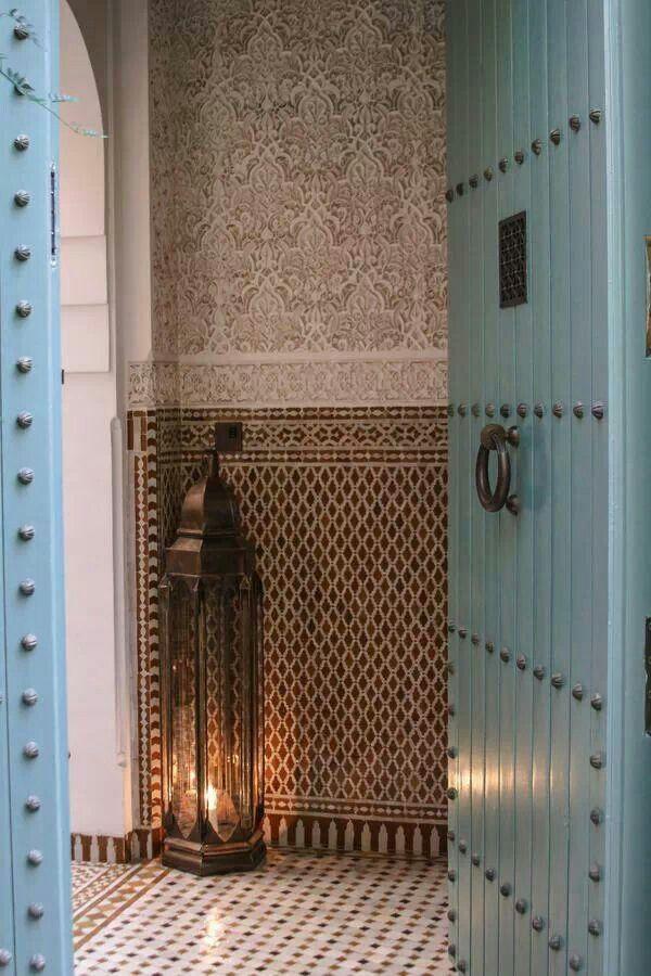 Beautiful Islamic Decoration from Morocco