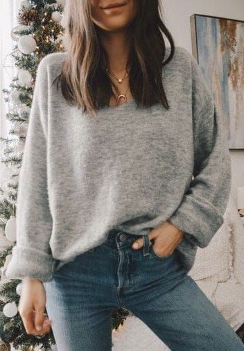 45+ Winter Outfits to Shop Now Vol. 5 / 55 #Winter #Outfits #2019