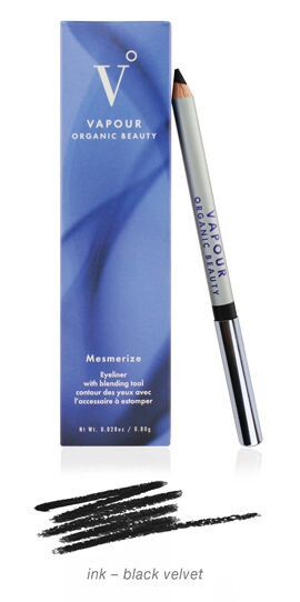 $20 non toxic eyeliner - looks a bit melty but might be worth a try... Mesmerize Eyeliner - Ink #606