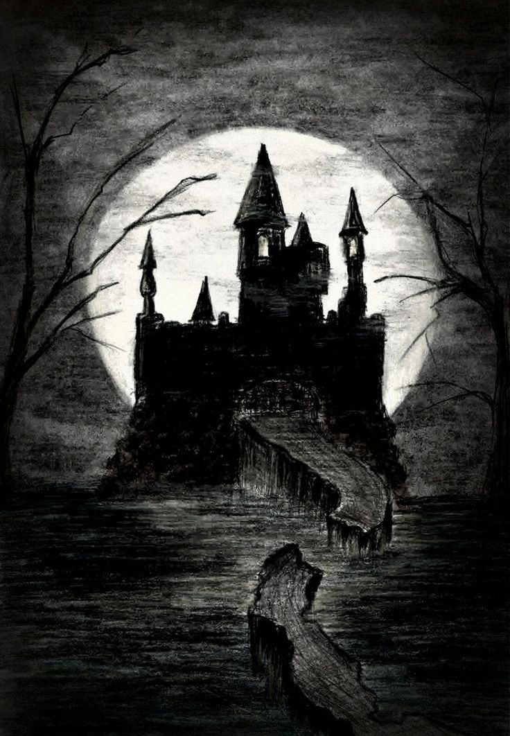 castle by DariaKuznetsova