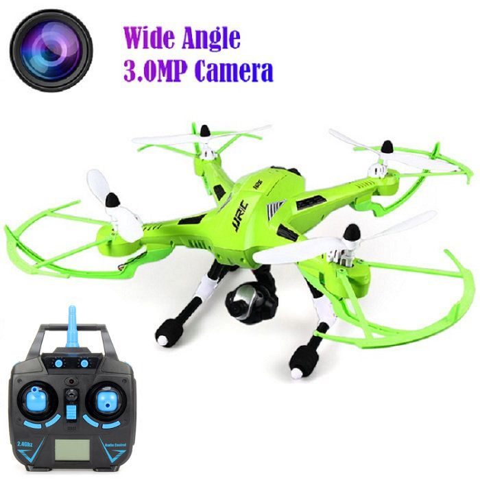 JJRC H26D With 3.0MP Wide Angle HD Camera 2-Axis Gimbal One Key Return RC Quadcopter RTF
