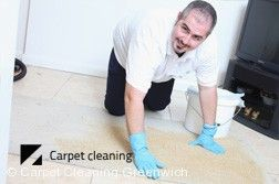 Greenwich SE10 Dry Carpet Cleaning