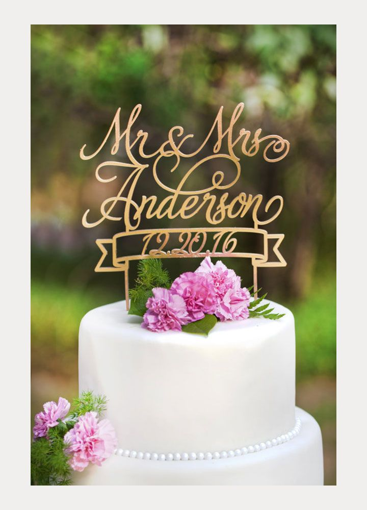 25+ Best Ideas About Wedding Cake Toppers On Pinterest