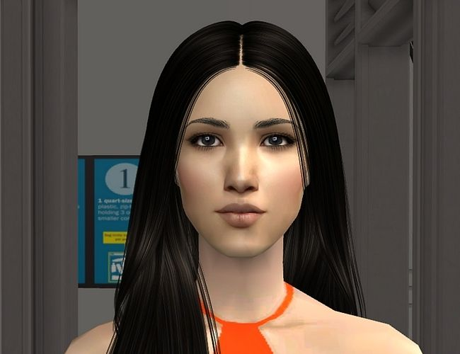 """Lois"" is by ilikefishfood and can be found at the Modeling Agency. #Sims2 #Downloads"
