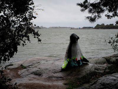 Helsinki blogi: Koiranilmalla Korkeasaaressa