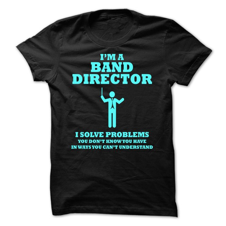 You are cool band director, this tee is your must have. Click to buy now